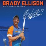 Brady Ellison Signature String